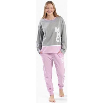 Textil Mulher Pijamas / Camisas de dormir Munich Pijama Mujer Munich Multicolor