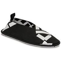 Sapatos Mulher Sabrinas Kenzo K-KNIT SLIP-ON RECYCLED KNIT Preto