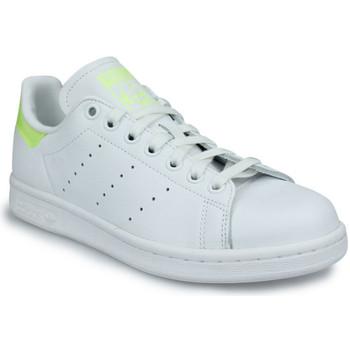 Sapatos Mulher Sapatilhas adidas Originals Adidas Stan Smith W Blanc Branco
