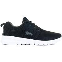 Sapatos Homem Sapatilhas Lonsdale Sivas 2 Preto, Cinzento