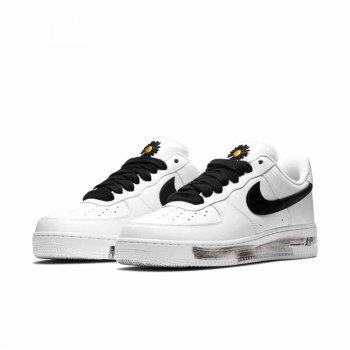 Sapatos Sapatilhas Nike Air Force 1 Low Parra-Noise White/Black-White