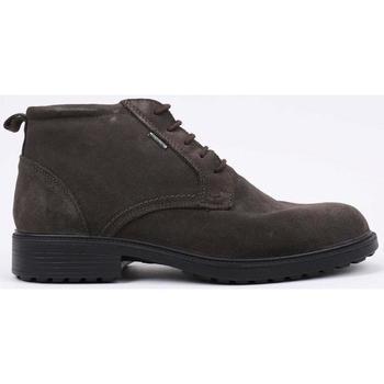Sapatos Homem Botas baixas Imac 600359 Castanho