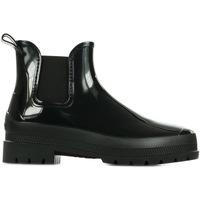 Sapatos Mulher Botas baixas Pataugas Rainbow F4F Preto
