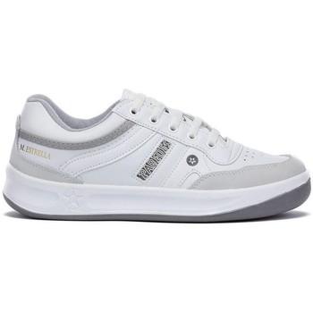 Sapatos Homem Sapatilhas Paredes 11951 branco