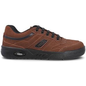Sapatos Homem Sapatilhas Paredes 1321 castanho