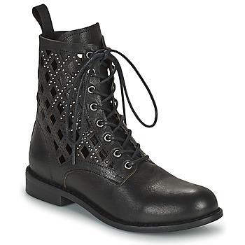 Sapatos Mulher Botas baixas Mimmu MONTONE NEROA Preto