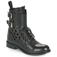 Sapatos Mulher Botas baixas Mimmu MONTONE NEROB Preto