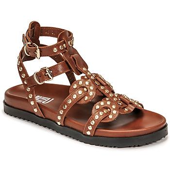 Sapatos Mulher Sandálias Mimmu VITELLO-CUOIO Castanho