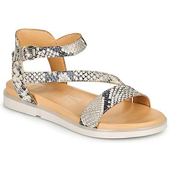 Sapatos Mulher Sandálias Mjus KETTA Prata