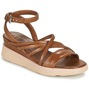 Sapatos Mulher Sandálias Mjus PLATITUAN Camel