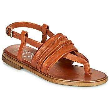 Sapatos Mulher Sandálias Mjus GRAM Castanho