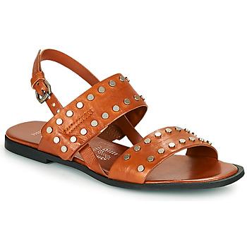 Sapatos Mulher Sandálias Mjus GRECA Camel