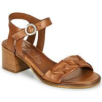Sapatos Mulher Sandálias Mjus LEI Camel