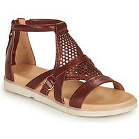 Sapatos Mulher Sandálias Mjus KETTA Bordô