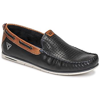 Sapatos Homem Mocassins Bugatti CHESLEY Marinho