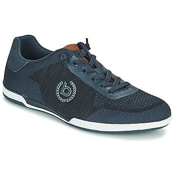 Sapatos Homem Sapatilhas Bugatti SOLAR EXKO Marinho