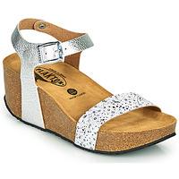 Sapatos Mulher Sandálias Plakton SO KISS Prata