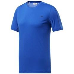 Textil Homem T-Shirt mangas curtas Reebok Sport Wor Comm Tech Tee Azul