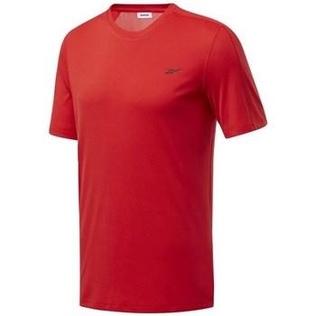 Textil Homem T-Shirt mangas curtas Reebok Sport Wor Comm Tech Tee Vermelho