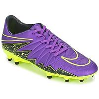 Sapatos Homem Chuteiras Nike HYPERVENOM PHELON II FG Violeta