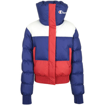 Textil Mulher Quispos Champion Jacket Violeta