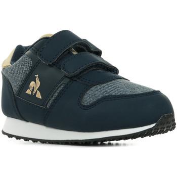 Sapatos Criança Sapatilhas Le Coq Sportif Jazy Classic Inf Azul