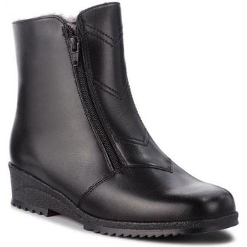 Sapatos Mulher Botas baixas Ara Zermatt St Black