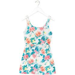 Textil Rapariga Vestidos curtos Losan 714 7041AB Branco