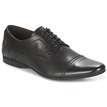 Sapatos Homem Sapatos Carlington MOUNFER Preto