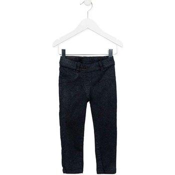 Textil Rapariga Calças Losan 726 9000AD Azul
