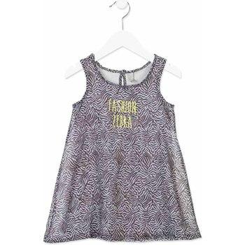 Textil Rapariga Vestidos curtos Losan 816-7033AD Cinzento