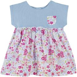 Textil Rapariga Vestidos curtos Chicco 09003412000000 Azul