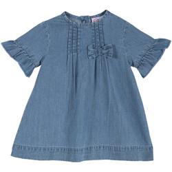 Textil Rapariga Vestidos curtos Chicco 09003414000000 Azul