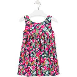 Textil Rapariga Vestidos curtos Losan 016-7036AL Rosa