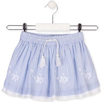 Textil Rapariga Saias Losan 016-7060AL Azul