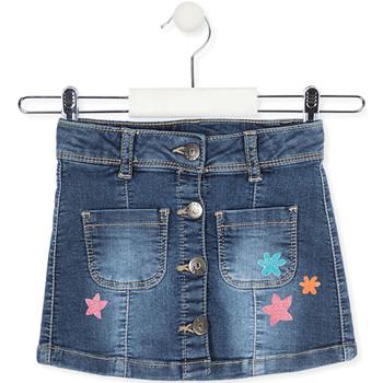 Textil Rapariga Saias Losan 016-7061AL Azul