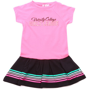 Textil Rapariga Vestidos curtos Melby 70A5705 Rosa