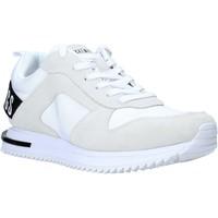 Sapatos Homem Sapatilhas Bikkembergs B4BKM0028 Branco