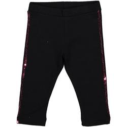Textil Rapariga Collants Melby 20F2061 Preto