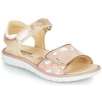 Sapatos Rapariga Sandálias Primigi MINA Rosa
