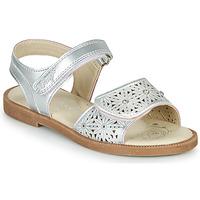 Sapatos Rapariga Sandálias Primigi MICHELLE Prata