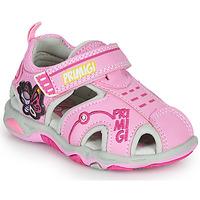 Sapatos Rapariga Sandálias desportivas Primigi SOLAL Rosa