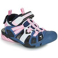Sapatos Rapariga Sandálias desportivas Primigi CAMMI Marinho / Rosa
