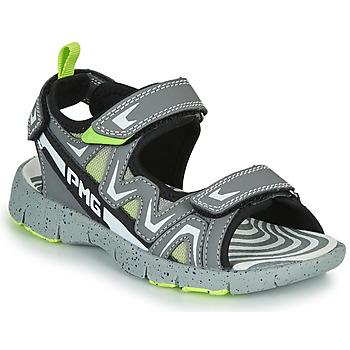 Sapatos Rapaz Sandálias Primigi MATEO Cinza / Verde