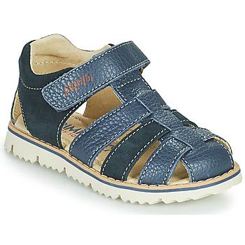Sapatos Rapaz Sandálias Primigi PIETRA Azul