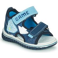 Sapatos Rapaz Sandálias Primigi FOUTTA Azul