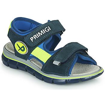 Sapatos Rapaz Sandálias Primigi MARINEL Azul