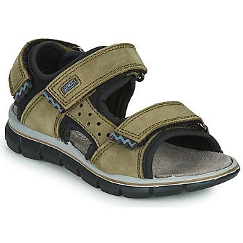 Sapatos Rapaz Sandálias Primigi KAMMI Cáqui