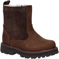 Sapatos Criança Botas de neve Timberland A28KX COURMA Marr?n