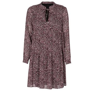 Textil Mulher Vestidos curtos Ikks BS30035-35 Vermelho